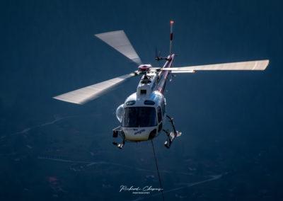 AIR-GLACIERS / TRANSPORT 13.08.19